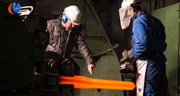 特钢生产过程